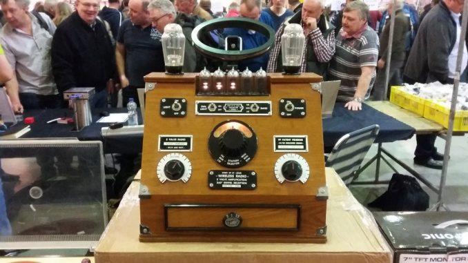 Radio flea market Rosmalen 2017