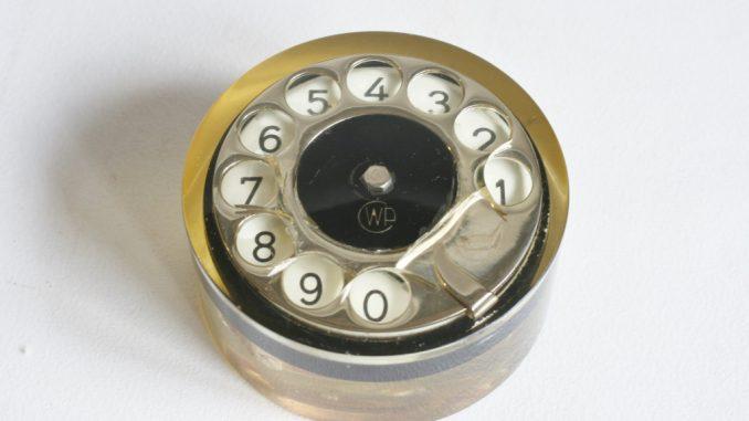 N30 dial in acrylic